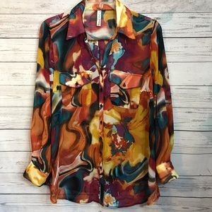Blouse by PerSeption Size 3X